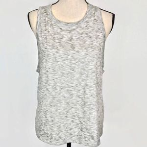 The Balance Collection Athletic Gray Tank Top